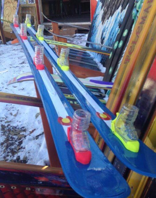 Colorado Shot Glass Skis