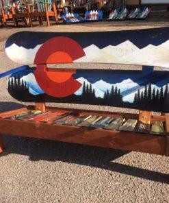 Manitou, Vail, Breck, Slope, Snowboard, Shop, Christmas