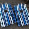 Cross Country Ski Cornhole Sets