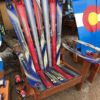 K2 patriot adirondack ski chair