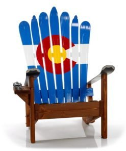 Adam Vernon Colorado Ski Chairs