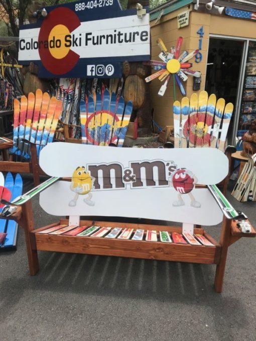 Handmade in Colorado - Adam Vernon Colorado Springs - Colorado Ski Chairs