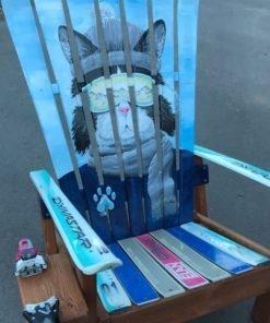 Snow Cat Ski Chair