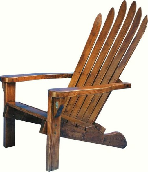 Antique Ski Chair