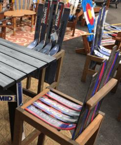 Ski Barstool set