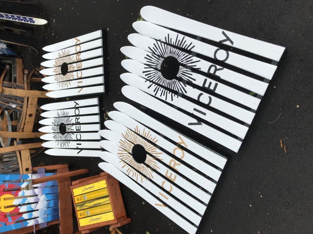 Viceroy Cornhole boards