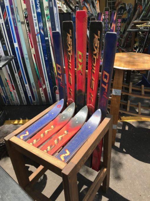 Ski Barstool