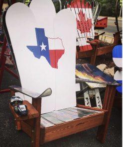 Texas Snowboard Chair