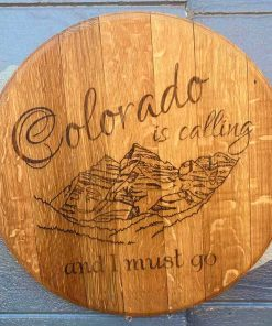 Colorado Is Calling and I Must Go Wall Art