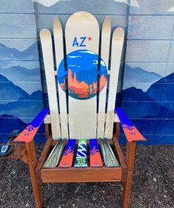 Arizona Ski Chair
