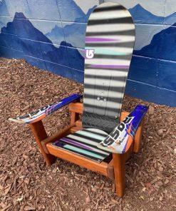 Platform Ski Chair